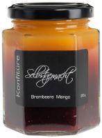 Brombeere-Mango-Konfitüre